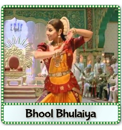Mere dholna (full song) bhool bhulaiyaa download or listen.